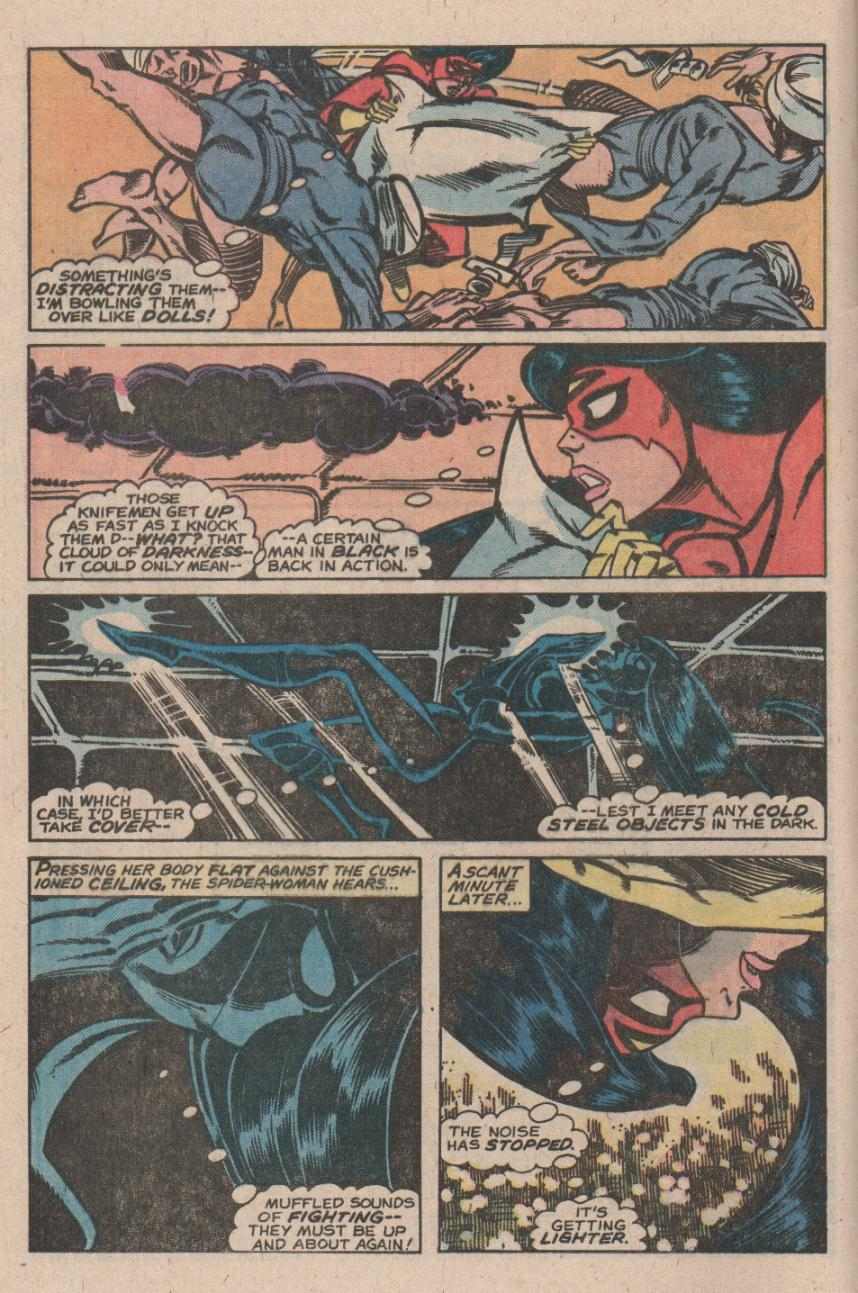 Spider-Woman (1978) Issue #14 #14 - English 5