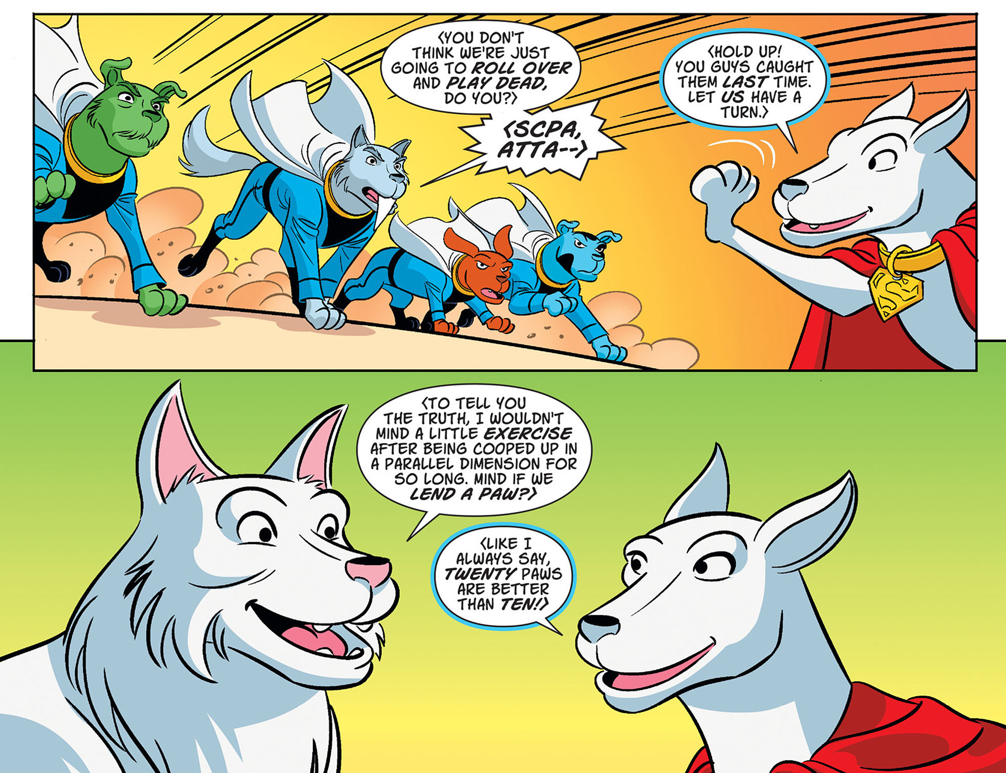 Read online Scooby-Doo! Team-Up comic -  Issue #36 - 15