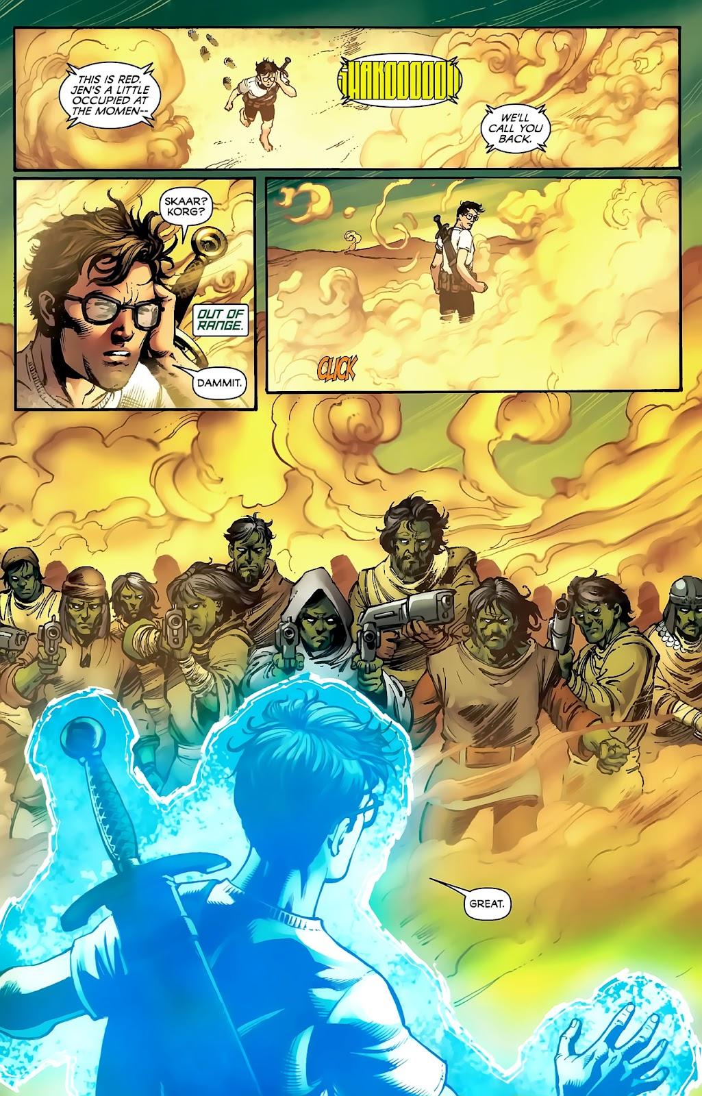 Incredible Hulks (2010) Issue #615 #5 - English 18
