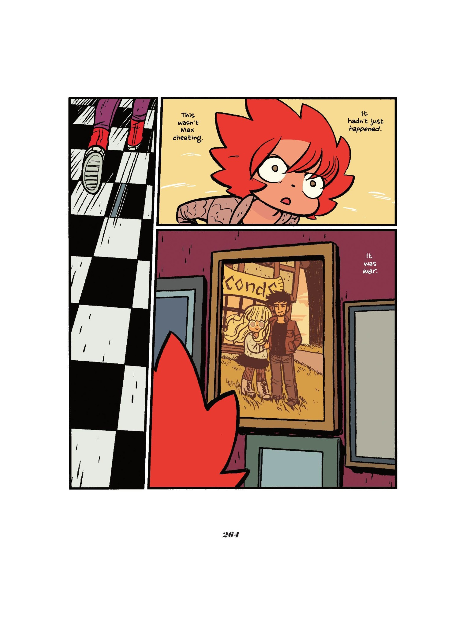 Read online Seconds comic -  Issue # Full - 264