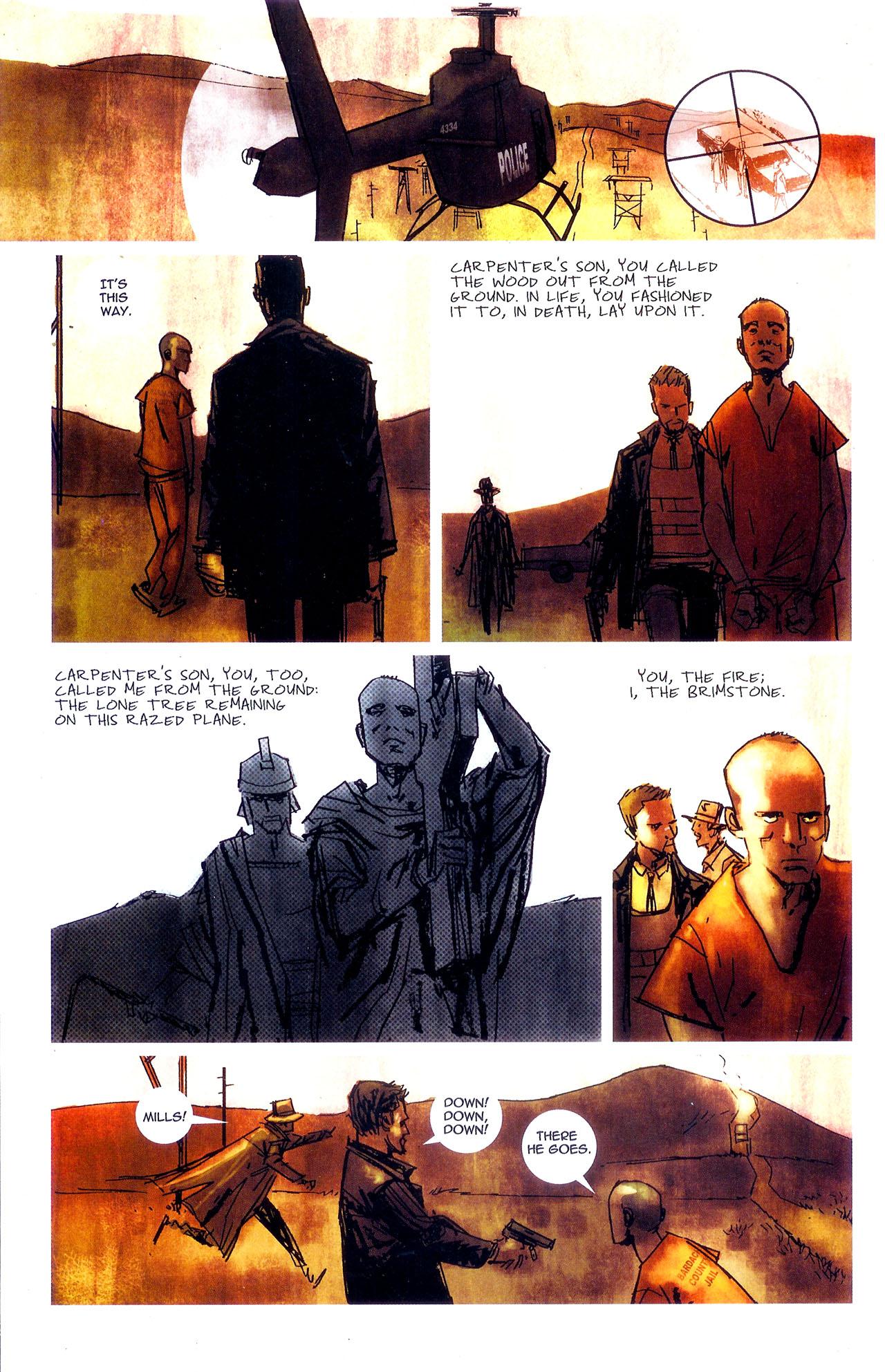Read online Se7en comic -  Issue #7 - 16