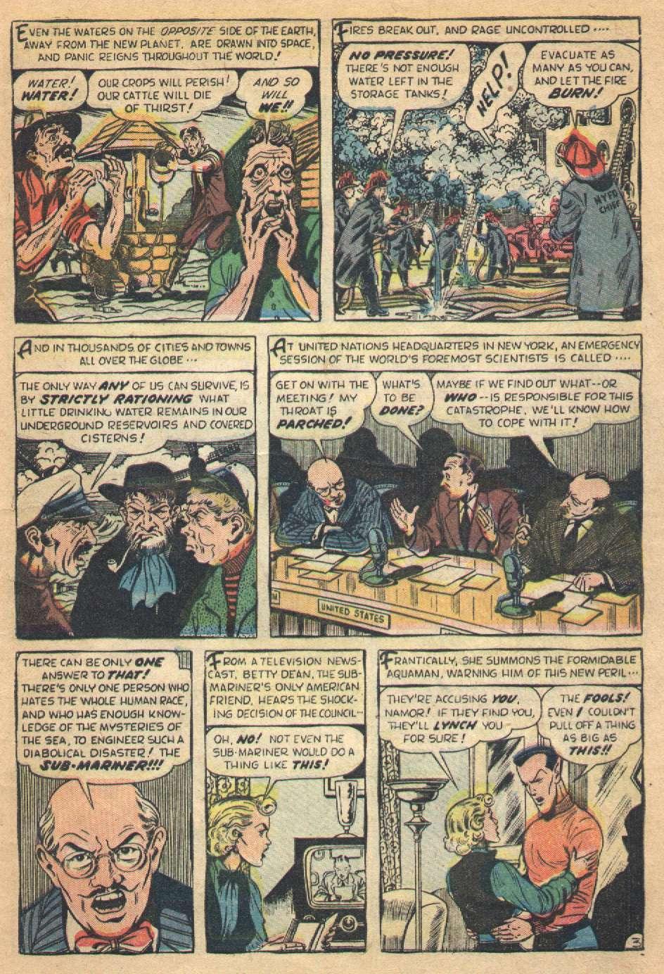 Sub-Mariner Comics #36 #36 - English 5