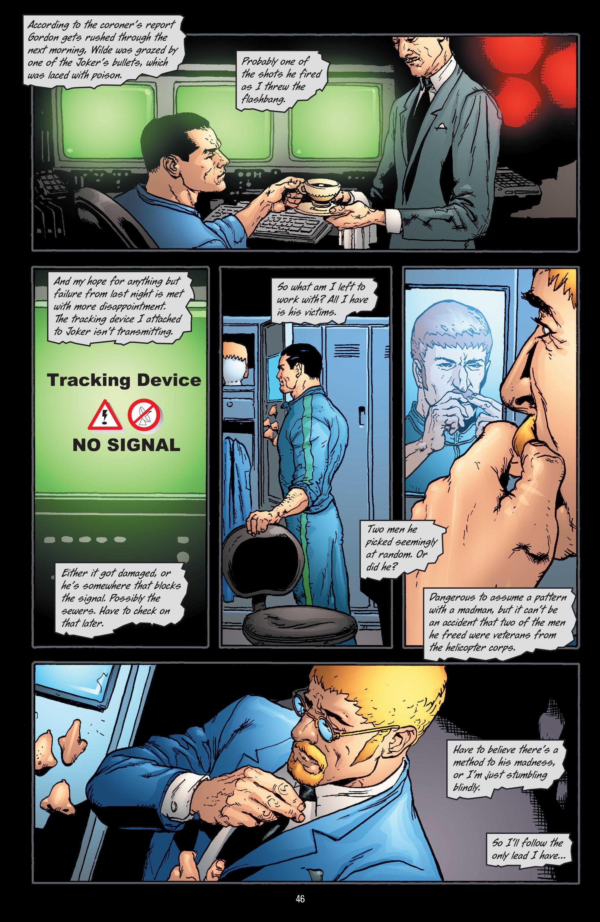 Batman: The Man Who Laughs chap 1 pic 47