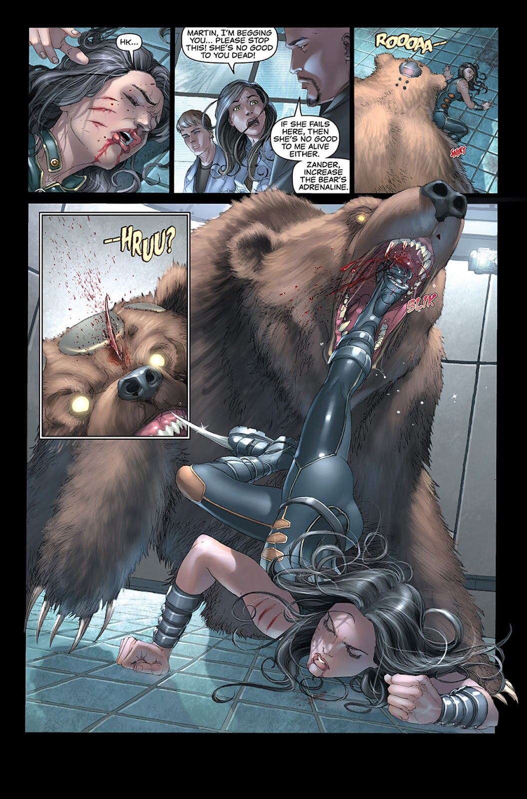 X-23: Target X Issue #1 #1 - English 8