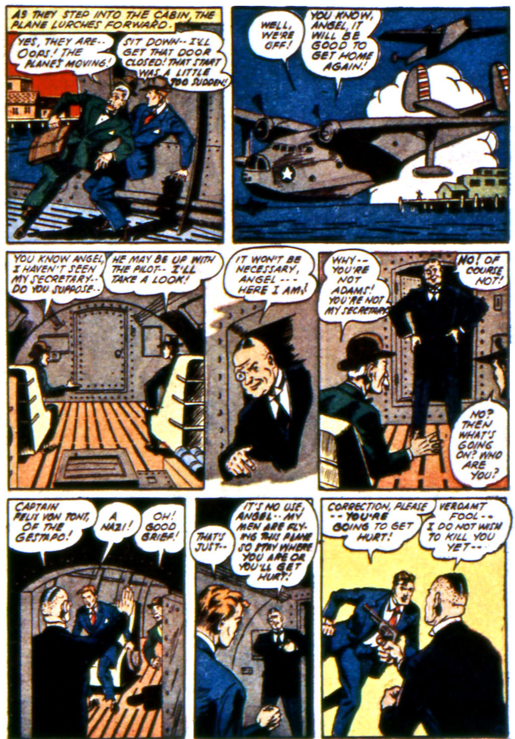 Sub-Mariner Comics Issue #11 #11 - English 45