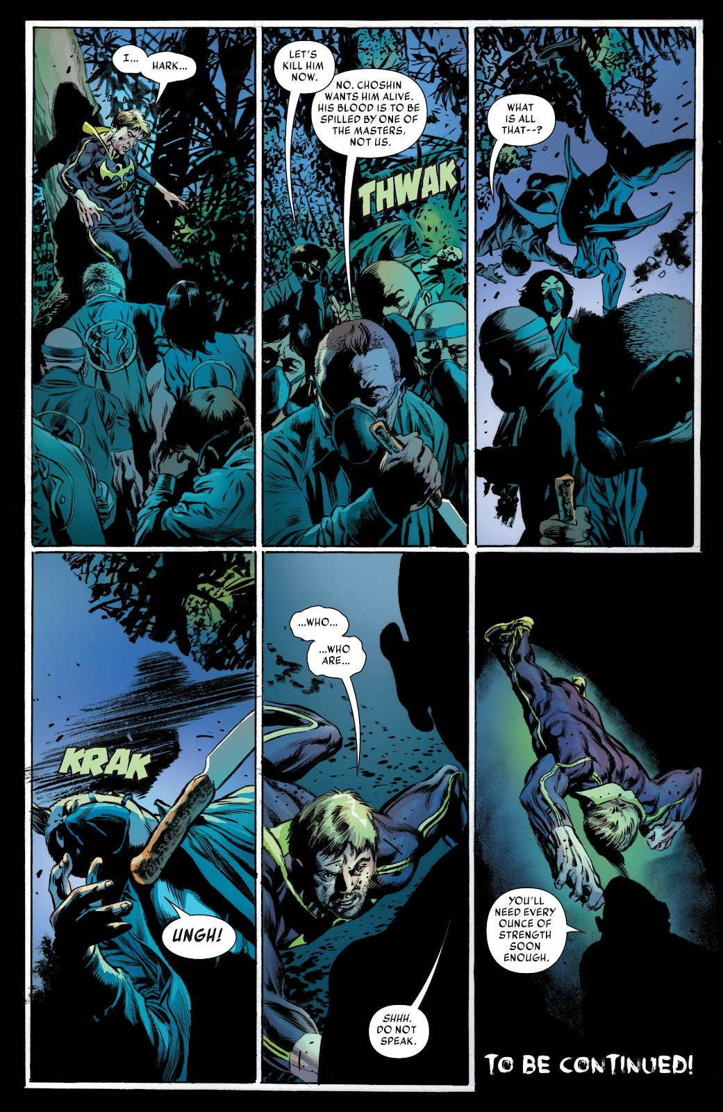Iron Fist (2017) Issue #3 #3 - English 22