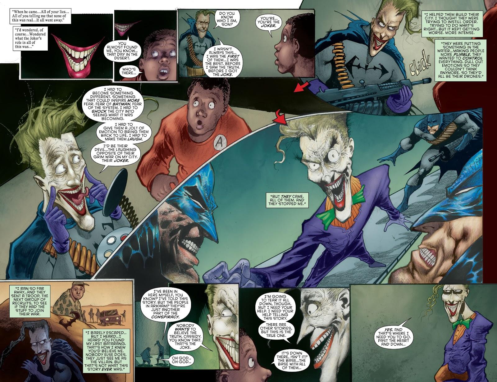 Batman (2011) Issue #38 #57 - English 28