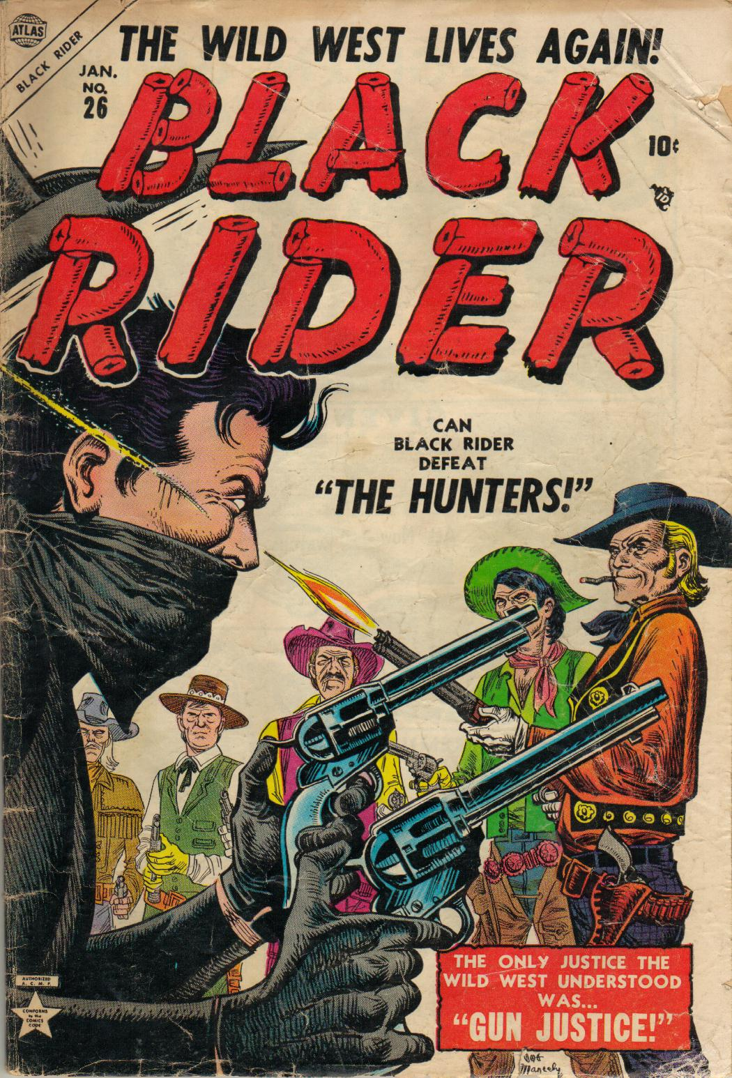 Black Rider 26 Page 1