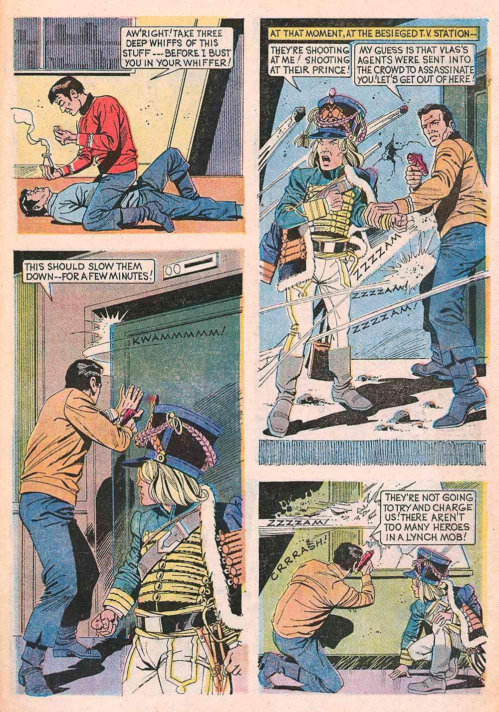 Star Trek (1967) Issue #20 #20 - English 24