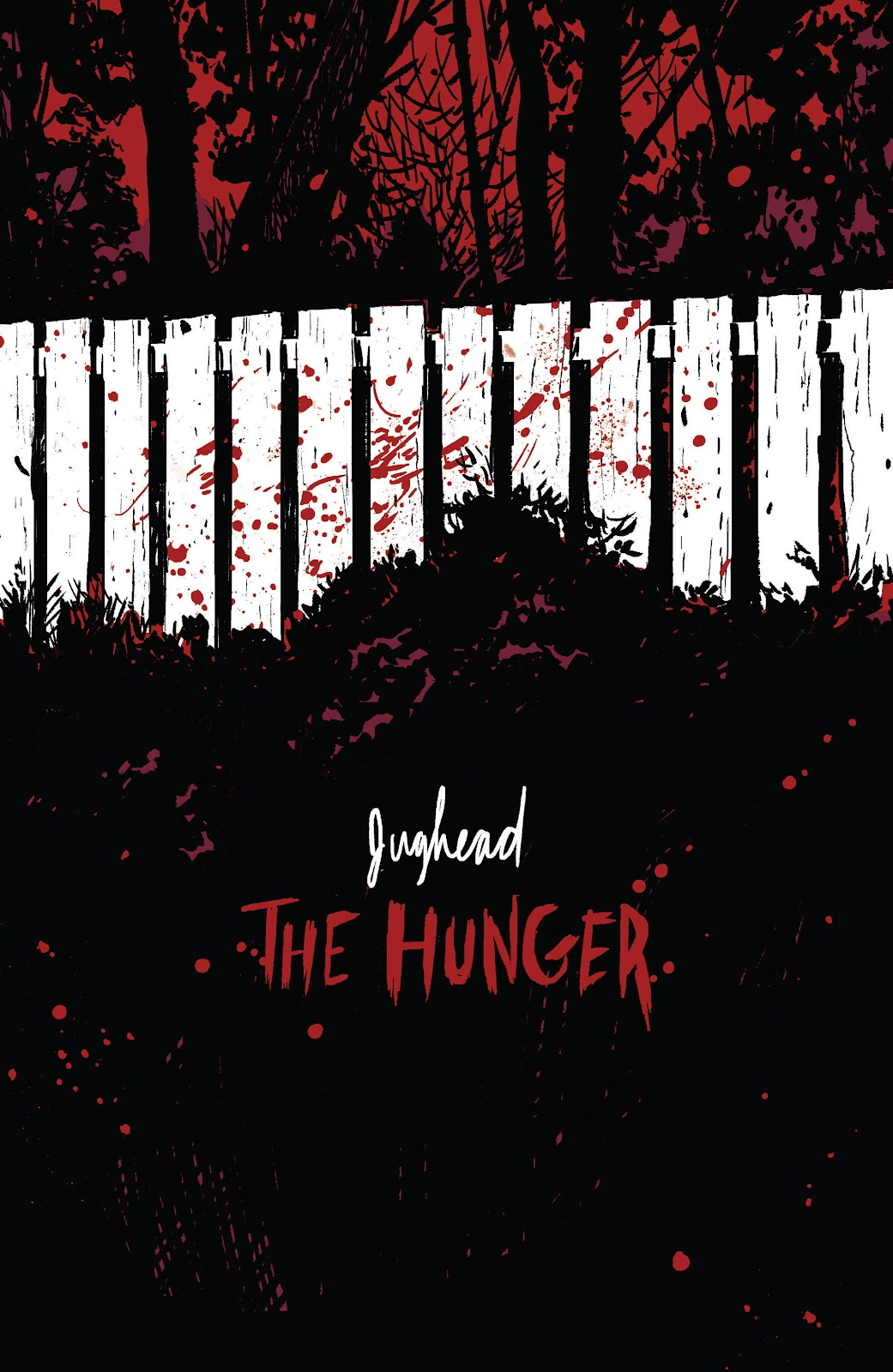Jughead The Hunger Issue #0 #1 - English 6