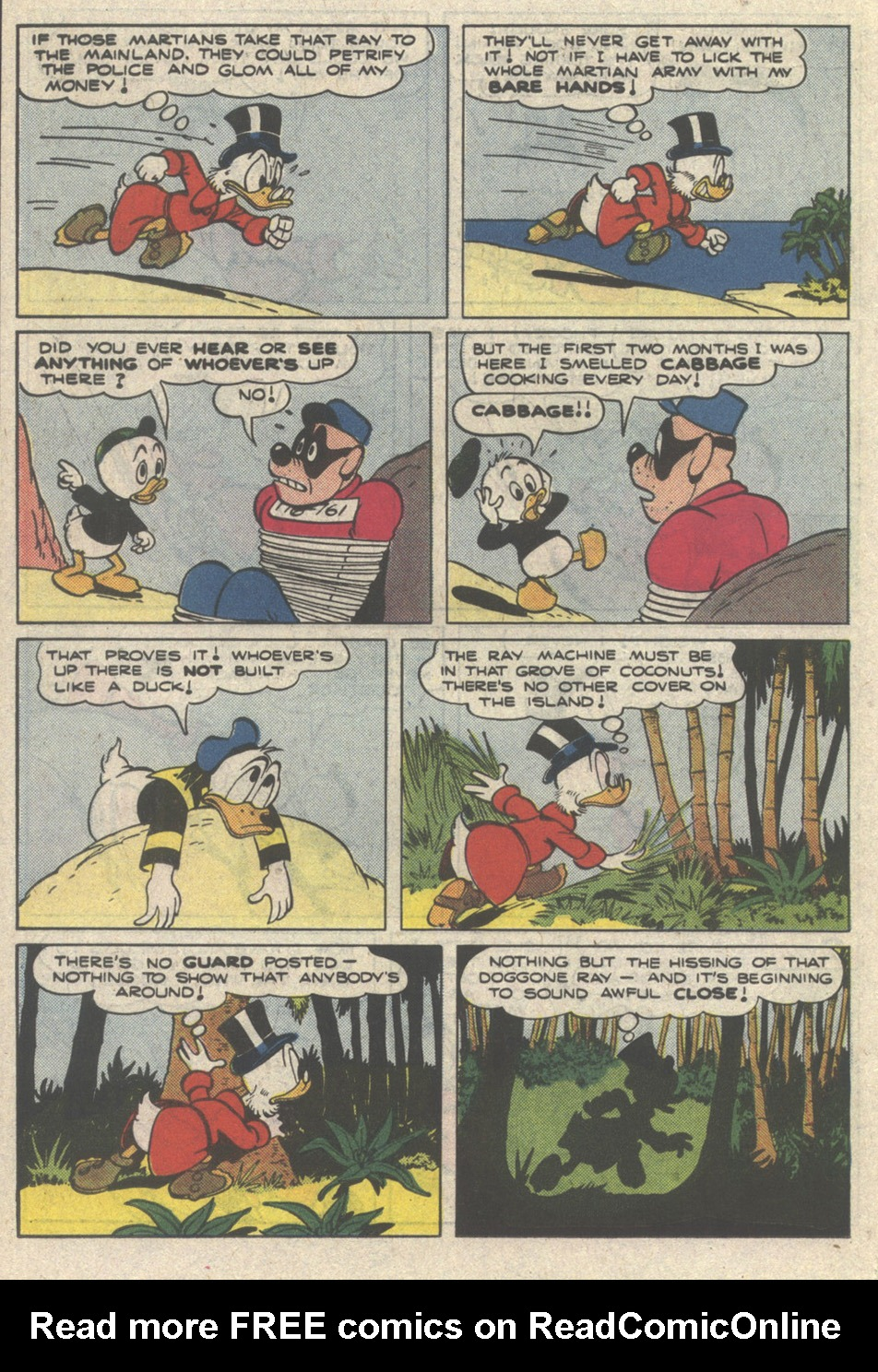 Uncle Scrooge (1953) Issue #222 #222 - English 22