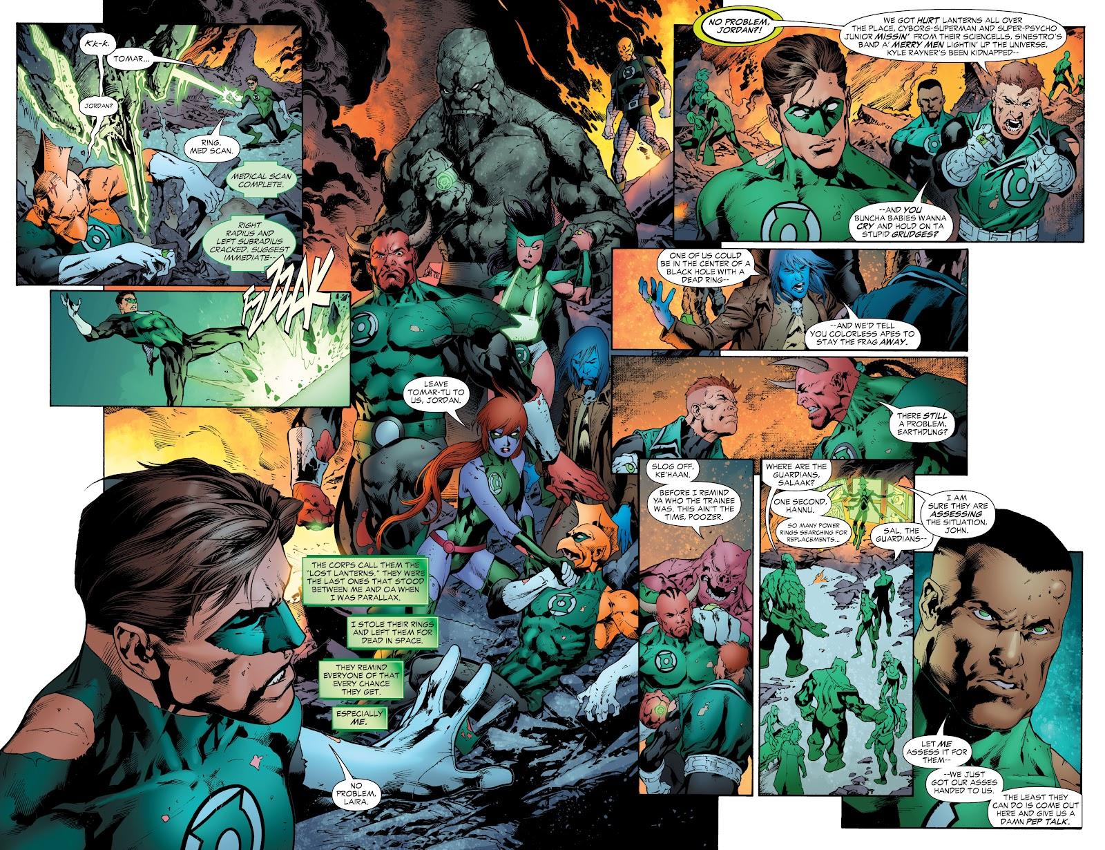 Green Lantern: The Sinestro Corps War Full #1 - English 55