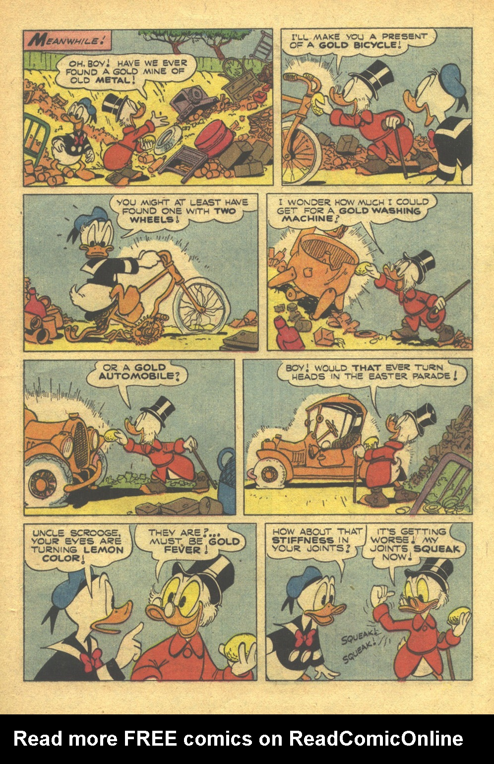 Uncle Scrooge (1953) #10 #395 - English 25