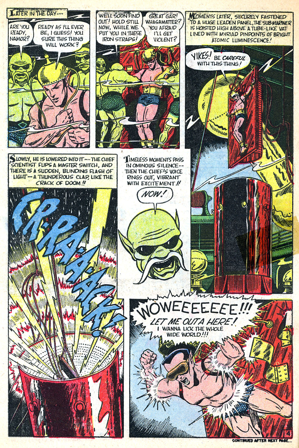 Sub-Mariner Comics #38 #38 - English 7
