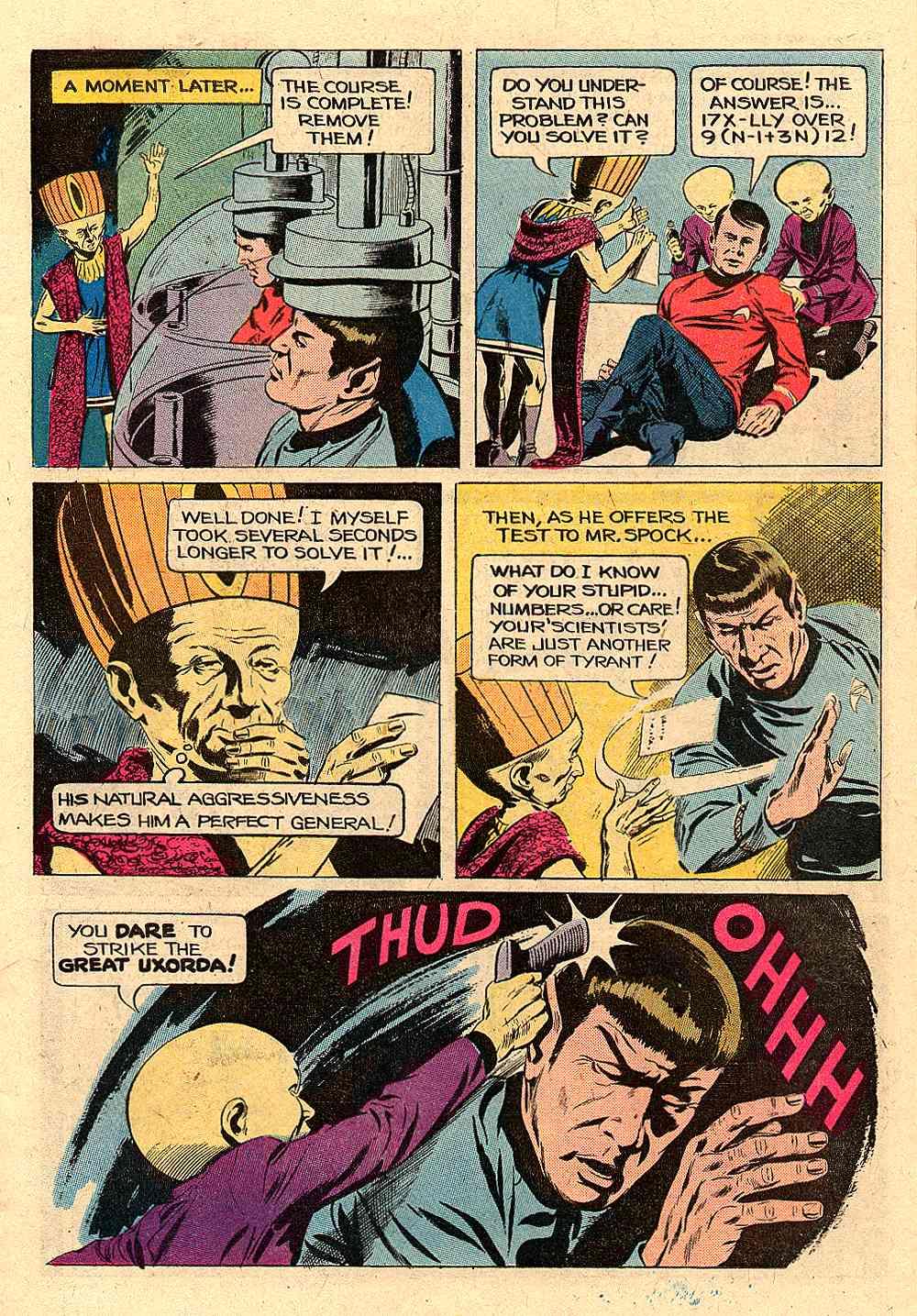 Star Trek (1967) #55 #55 - English 9