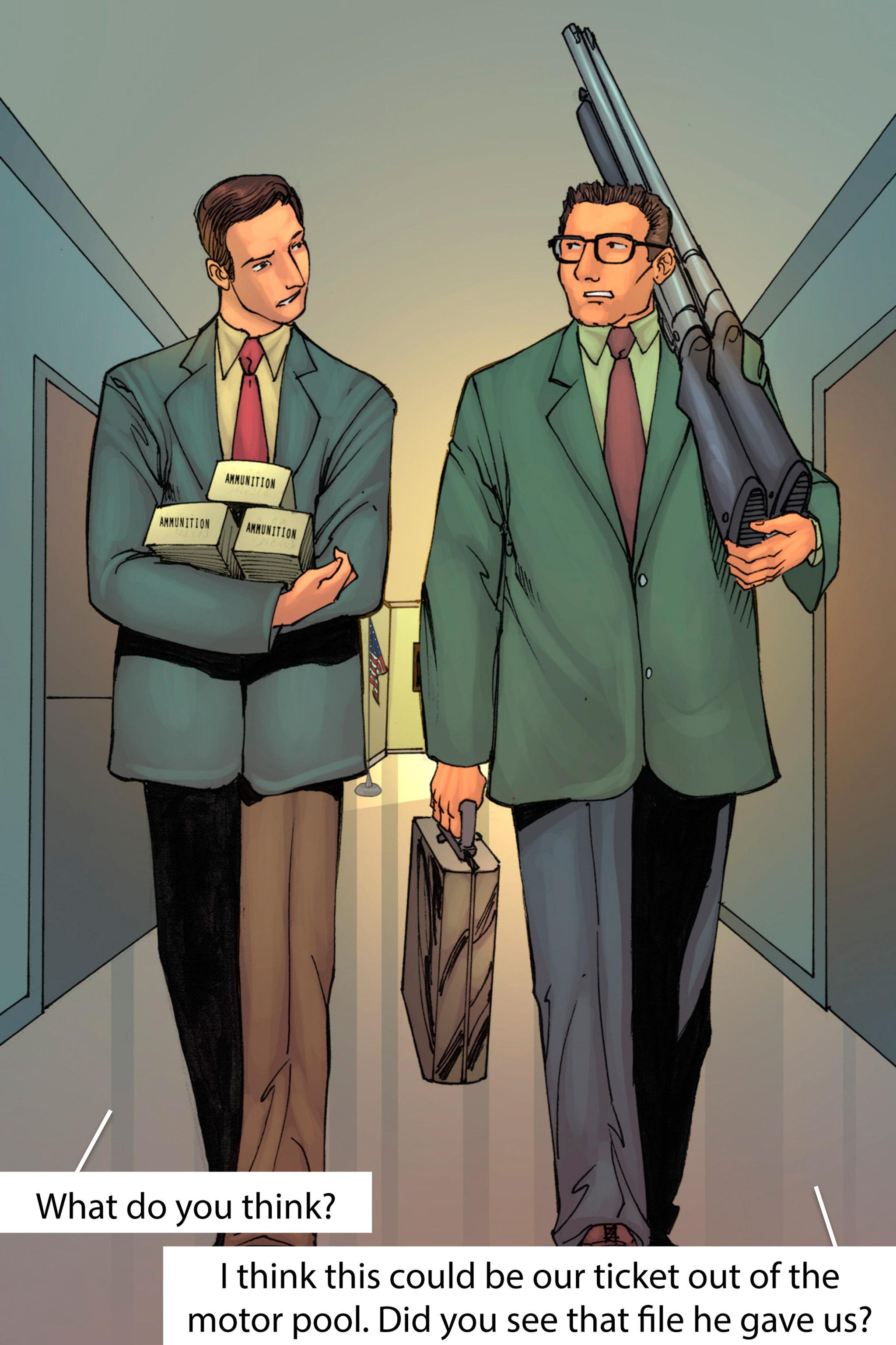 Read online Z-Men comic -  Issue #1 - 96