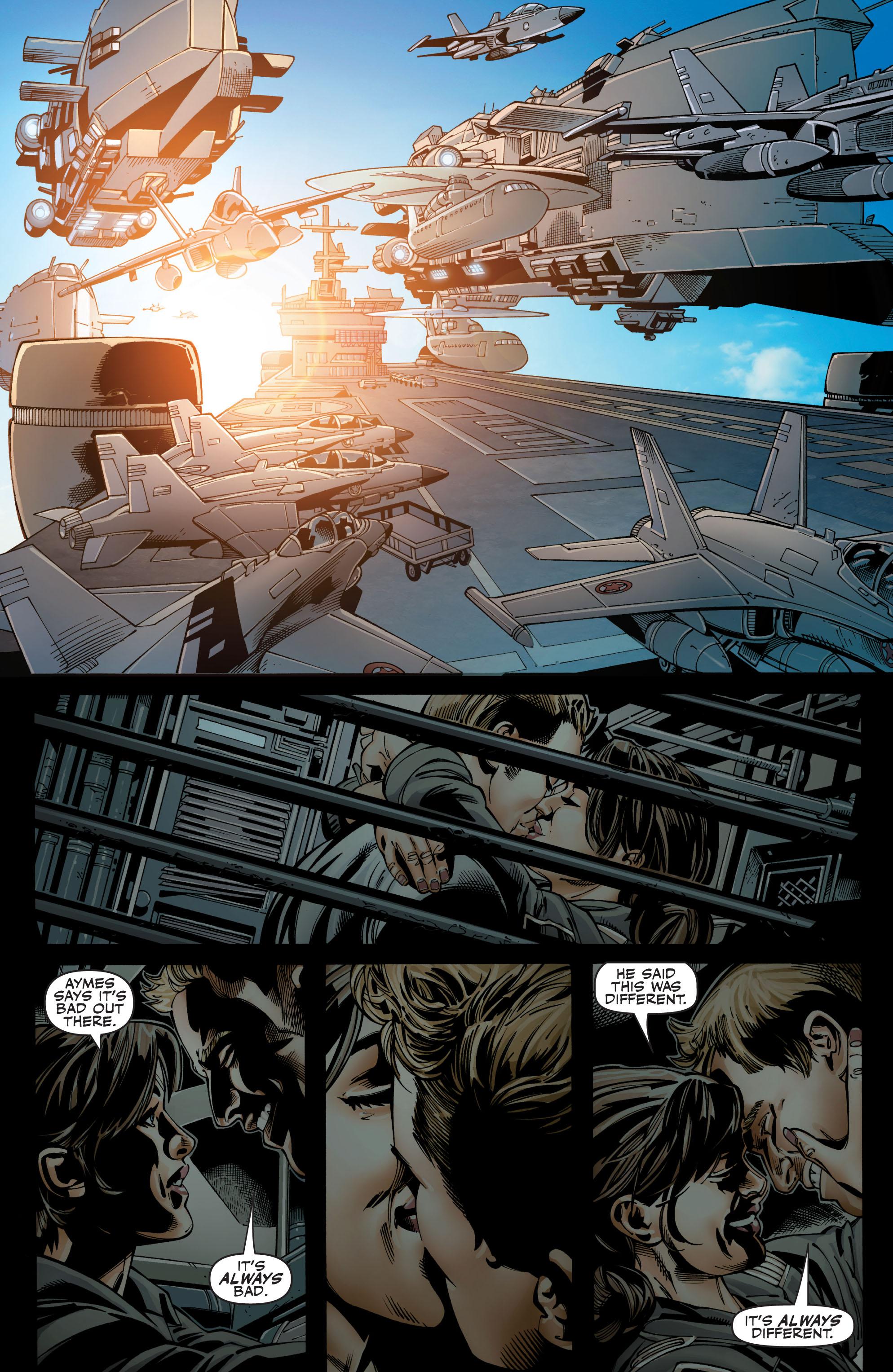 Read online Secret Avengers (2010) comic -  Issue #14 - 3