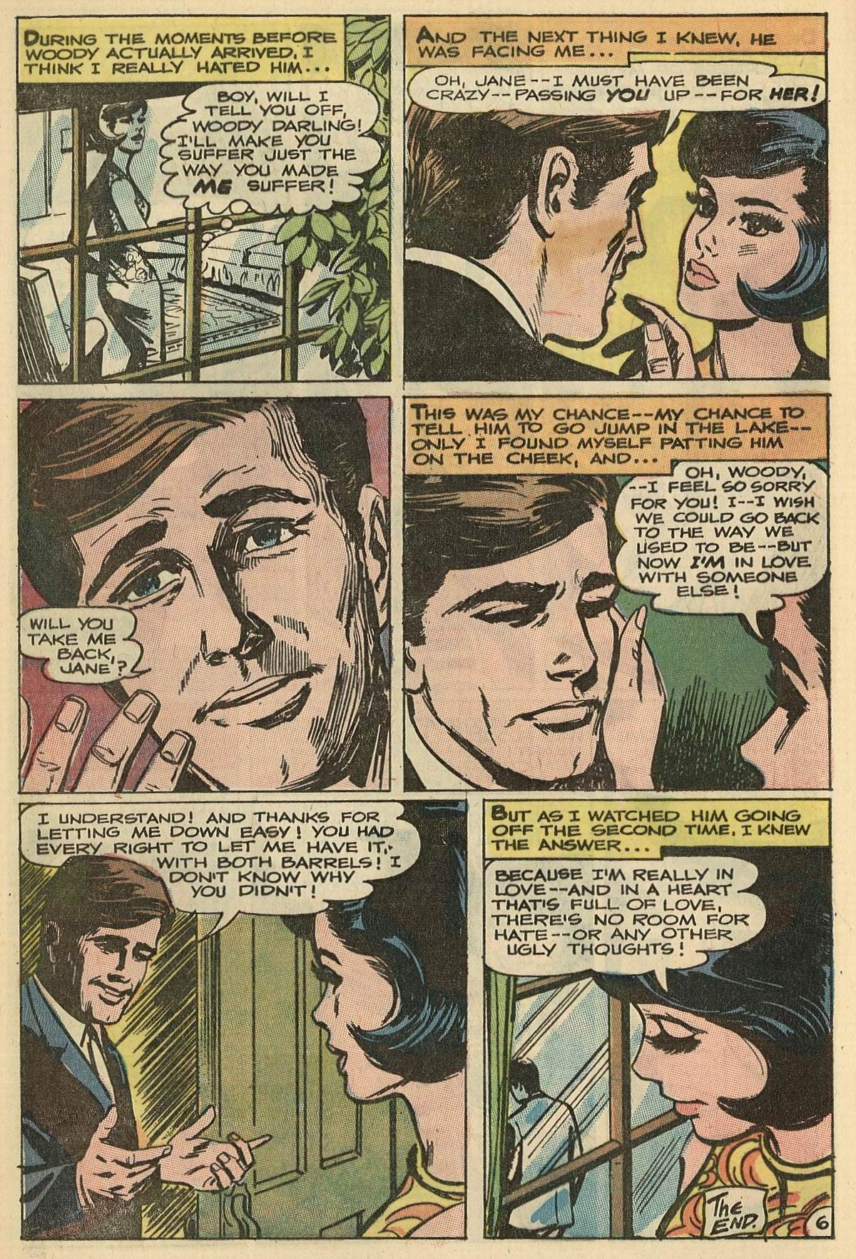 Read online Secret Hearts comic -  Issue #125 - 8