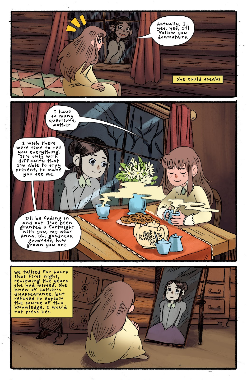 Over the Garden Wall (2016) Issue #3 #3 - English 16