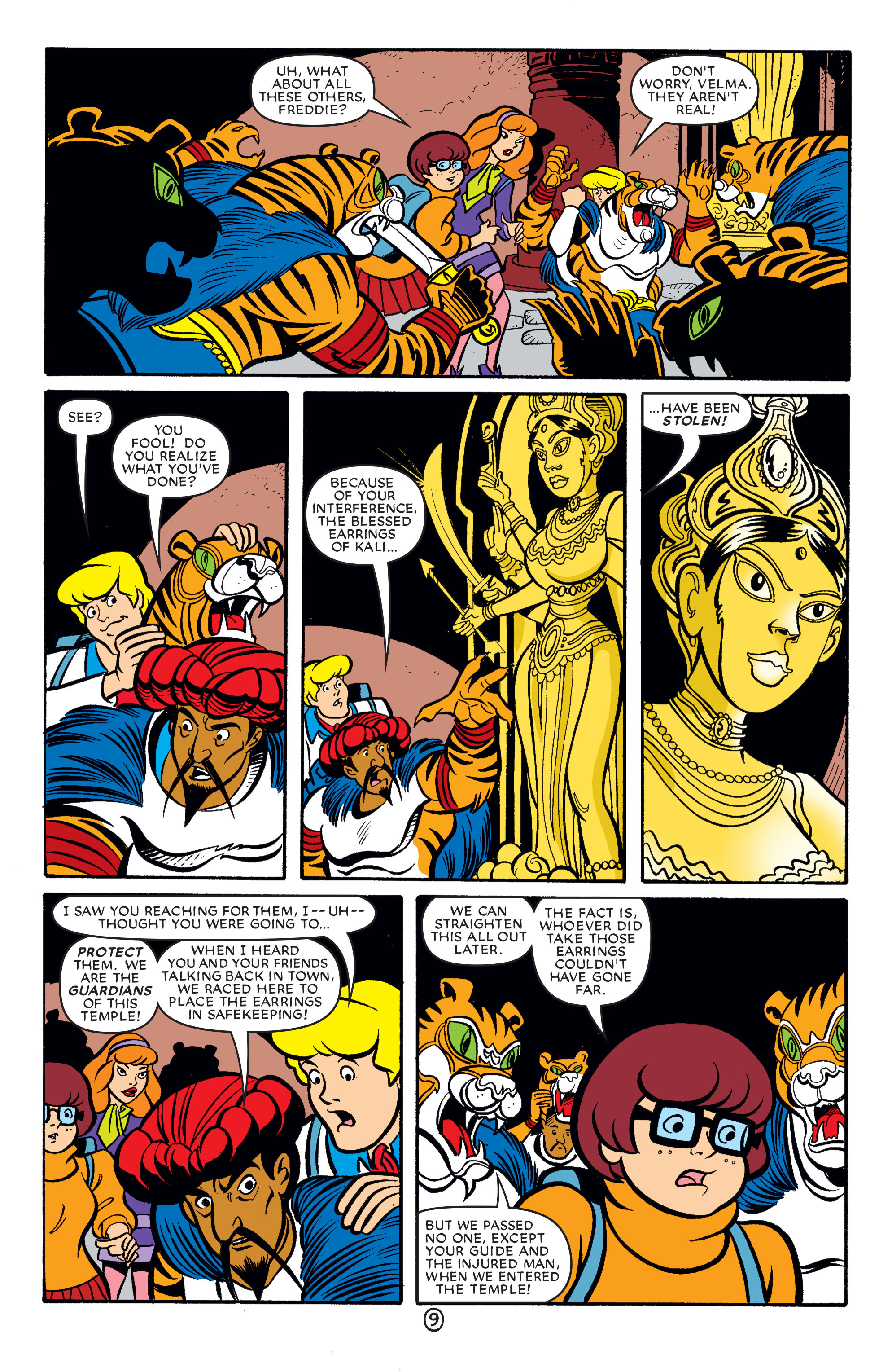 Read online Scooby-Doo (1997) comic -  Issue #63 - 20