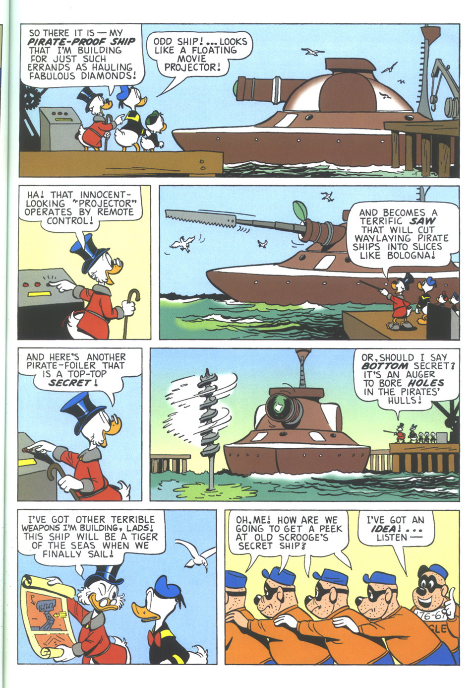 Uncle Scrooge (1953) Issue #349 #349 - English 7