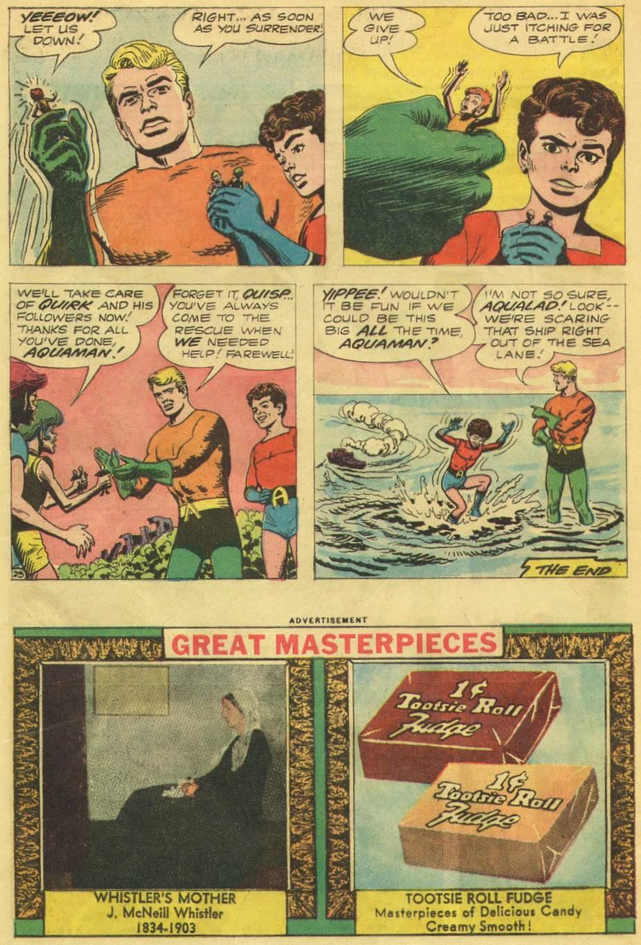 Aquaman (1962) Issue #10 #10 - English 32