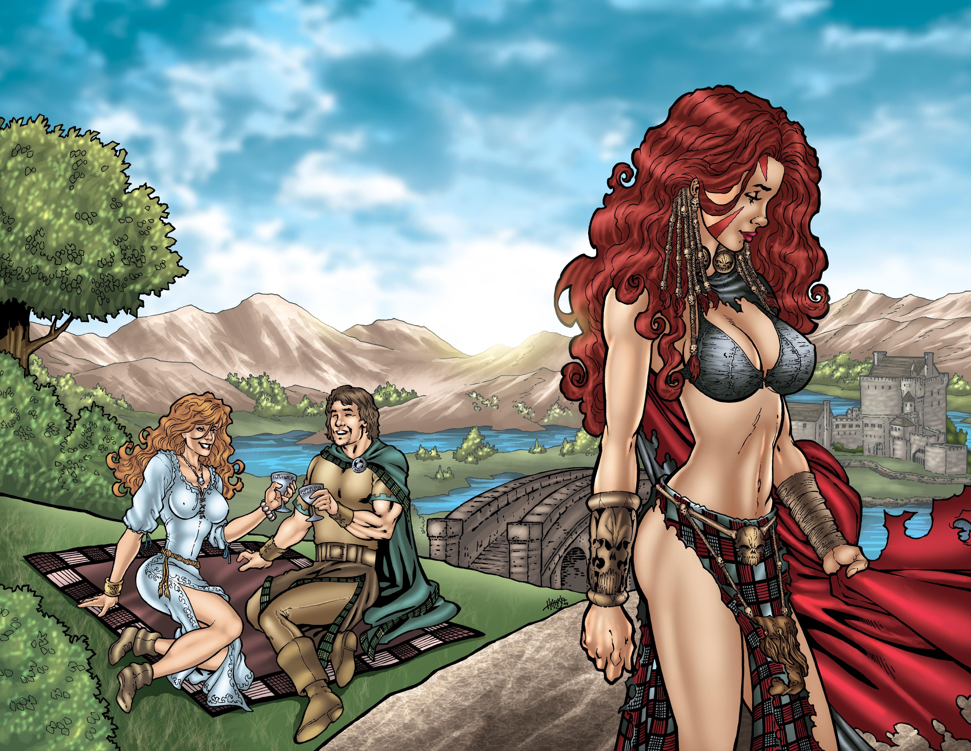 Read online Belladonna comic -  Issue #0 - 49