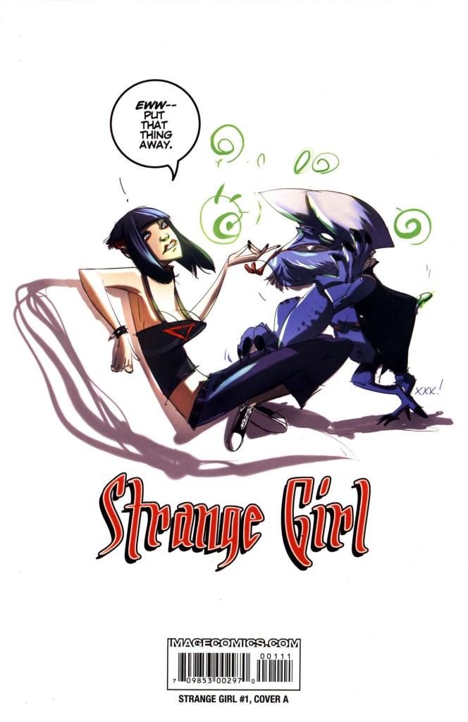 Strange Girl Issue #1 #2 - English 35