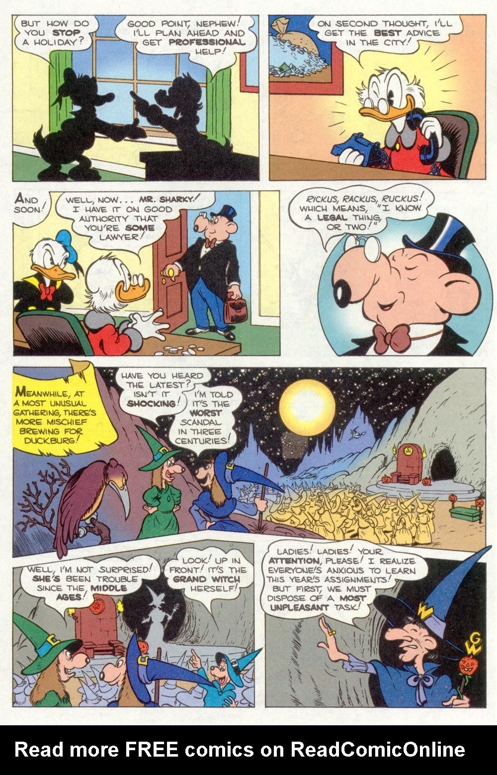 Walt Disney's Donald Duck Adventures (1987) Issue #35 #35 - English 5