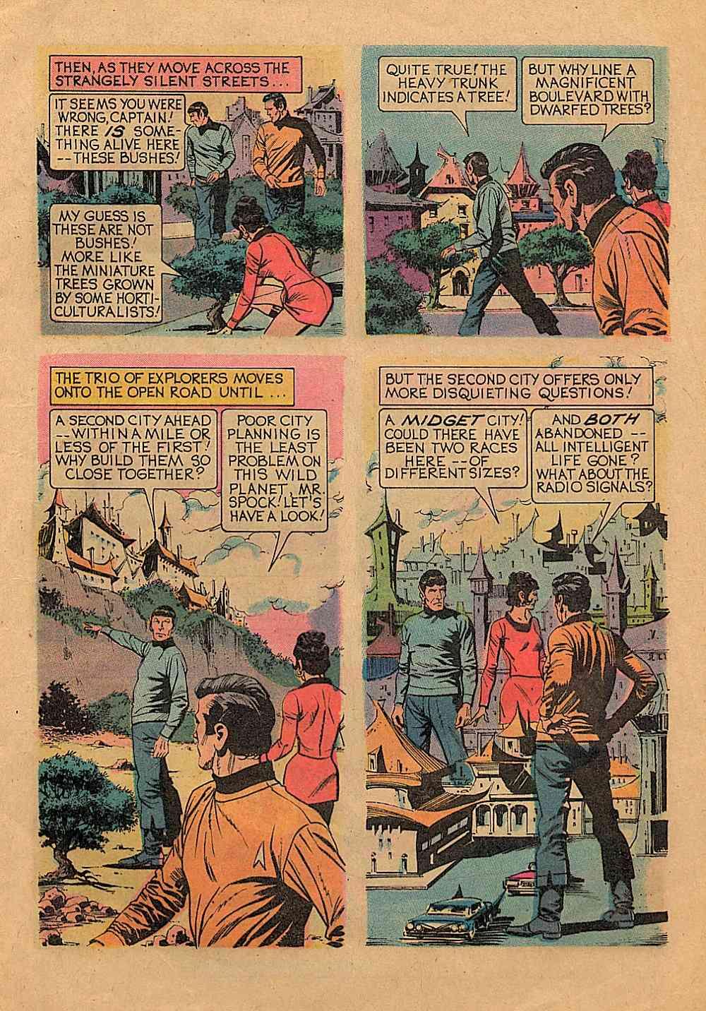 Star Trek (1967) Issue #25 #25 - English 4