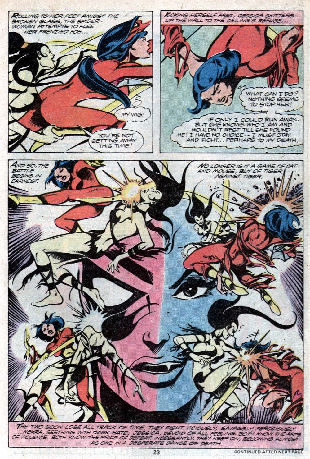 Spider-Woman (1978) Issue #16 #16 - English 17