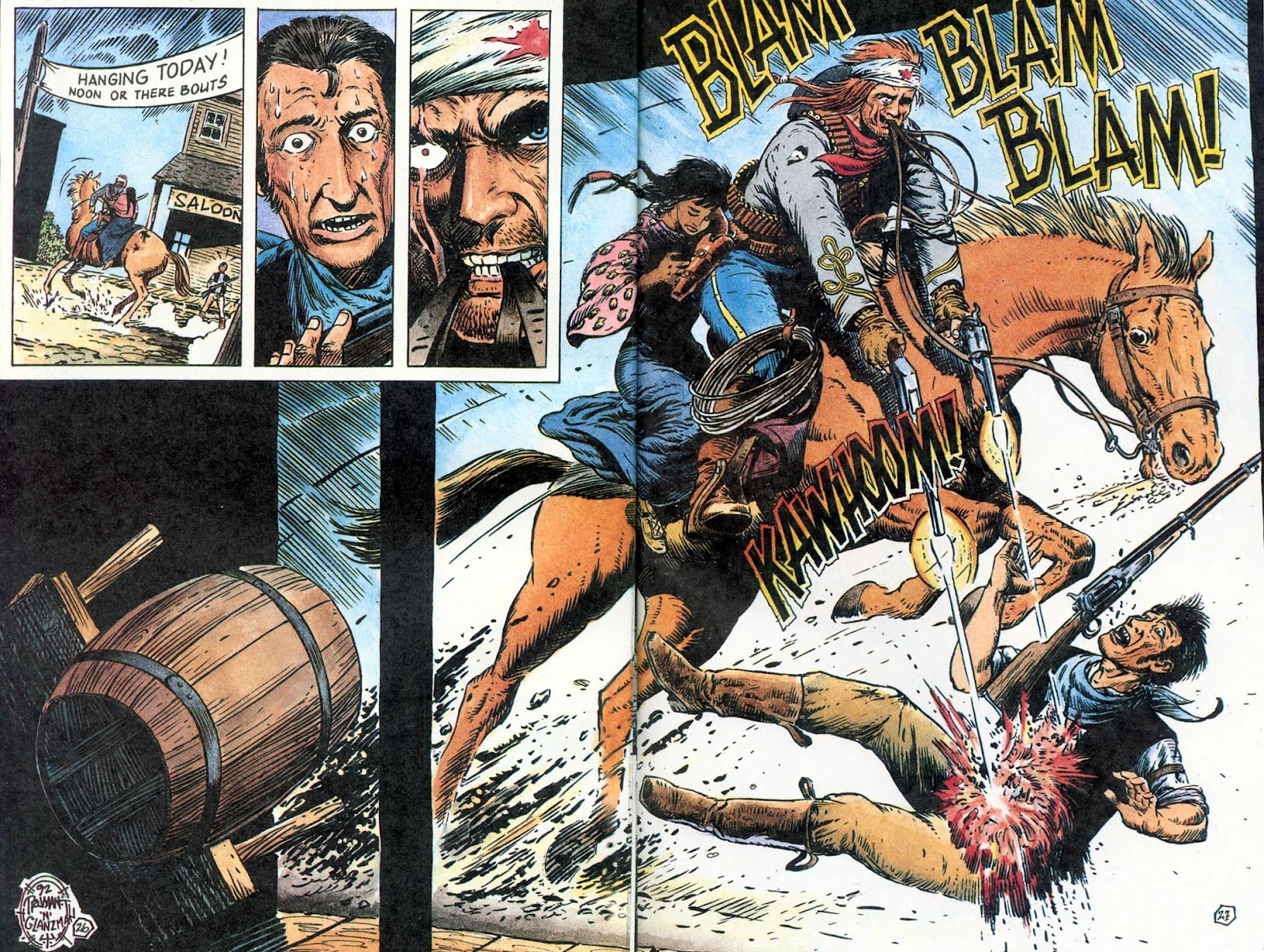 Jonah Hex: Two-Gun Mojo Issue #2 #2 - English 28