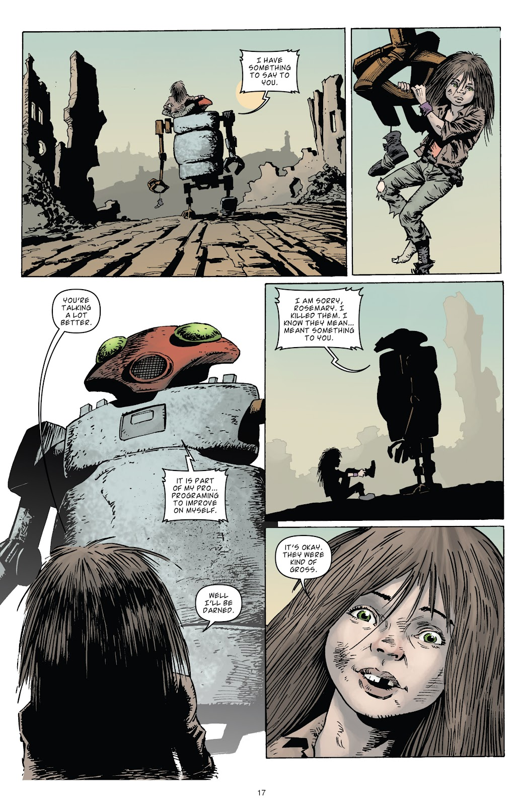Zombies vs Robots (2015) Issue #3 Page 17