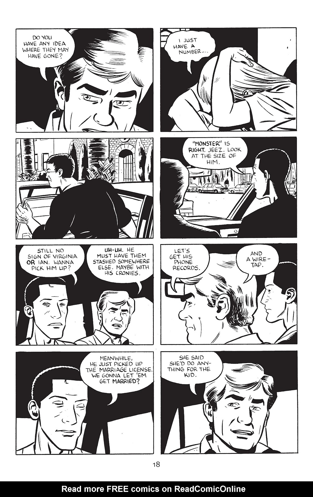 Stray Bullets Issue #29 #29 - English 20