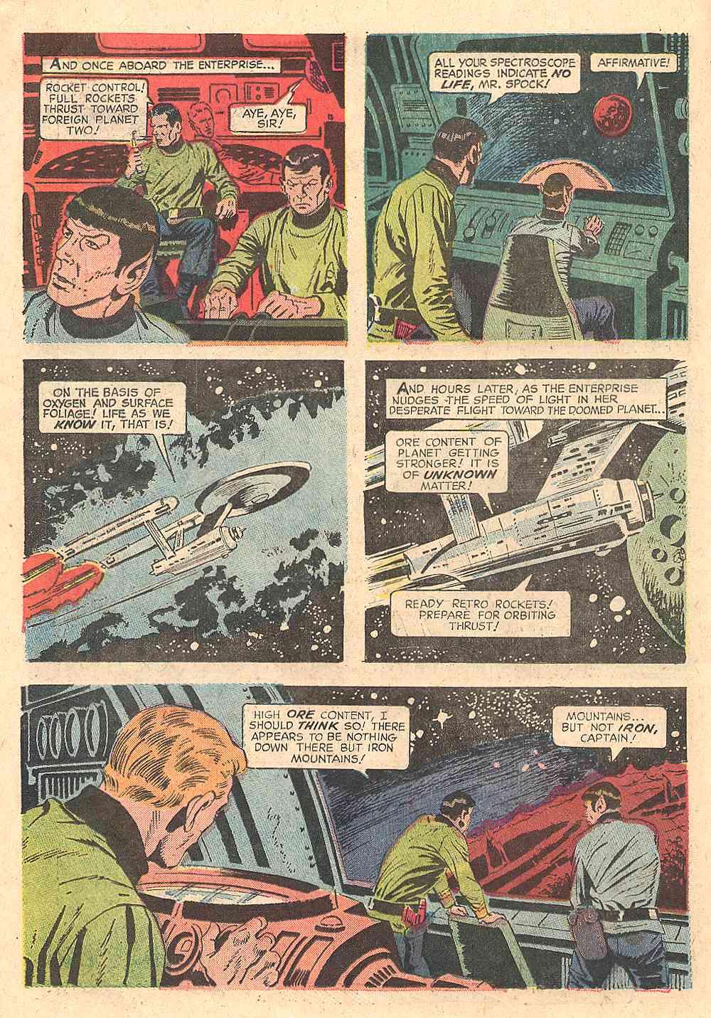 Star Trek (1967) Issue #6 #6 - English 13