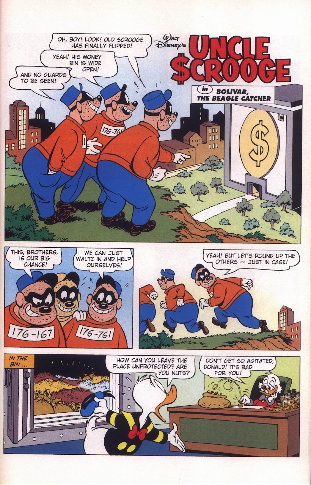 Uncle Scrooge (1953) Issue #312 #312 - English 51