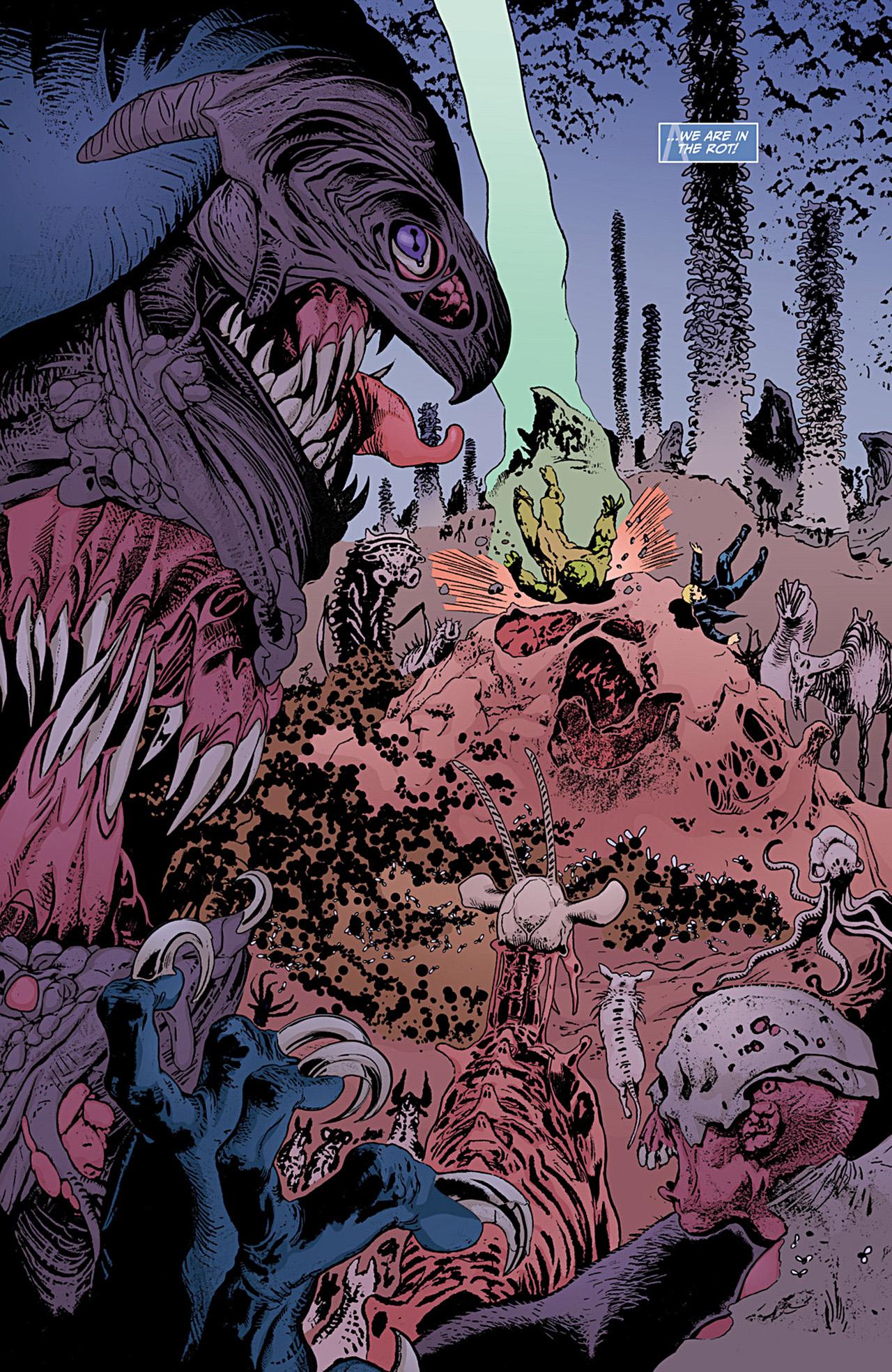 Read online Animal Man (2011) comic -  Issue #12 - 19