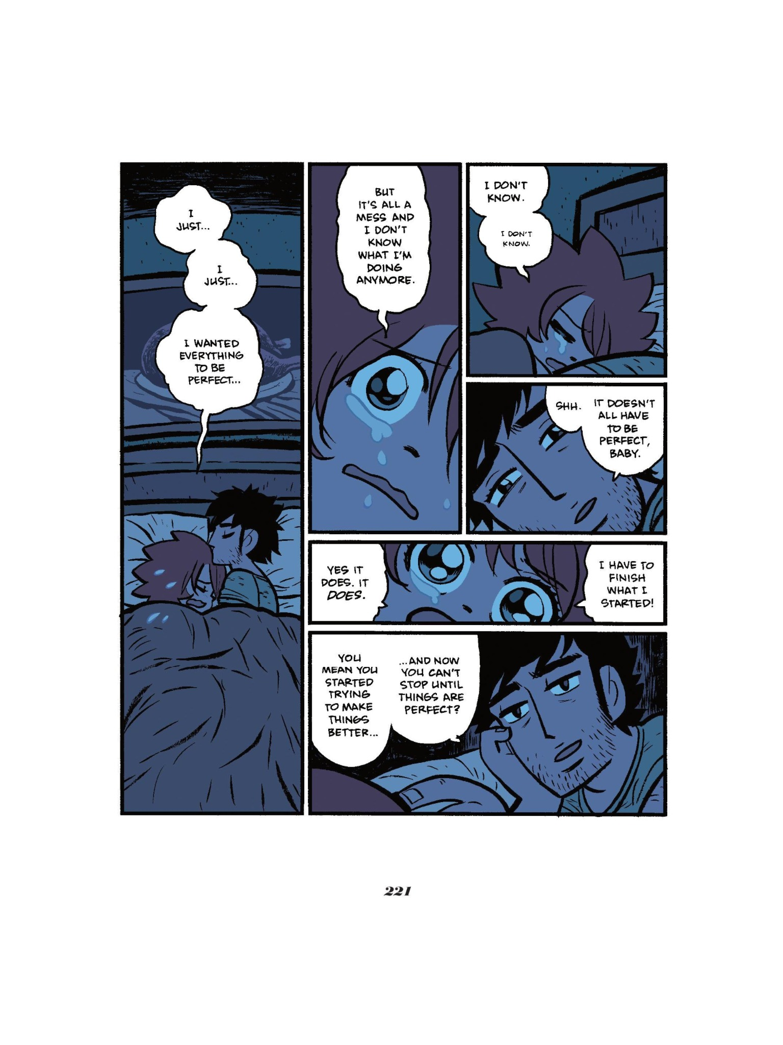 Read online Seconds comic -  Issue # Full - 222