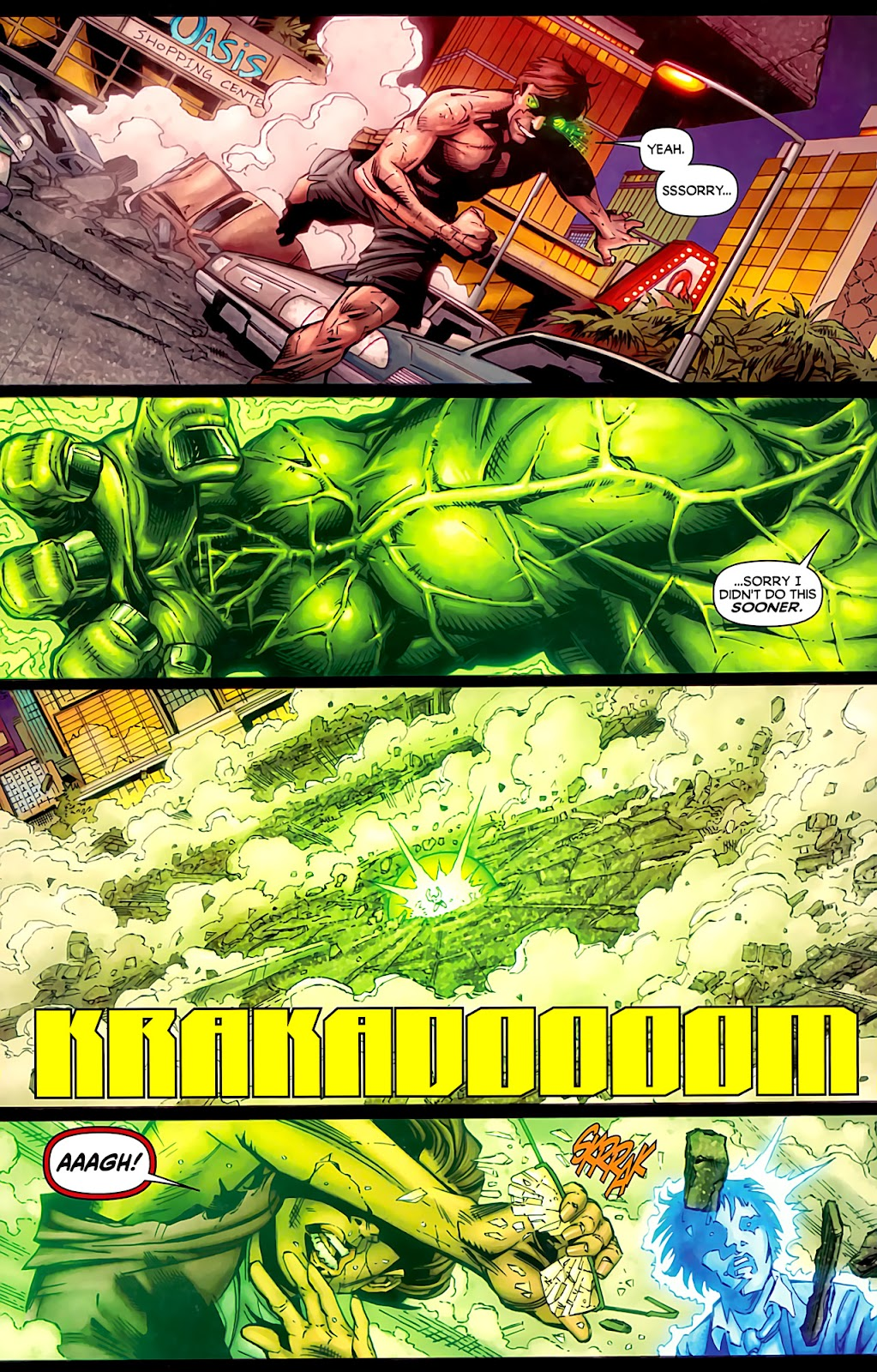 Incredible Hulks (2010) Issue #632 #22 - English 13
