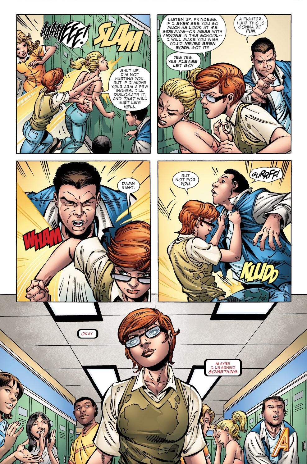 Avengers Academy Issue #39 #40 - English 22