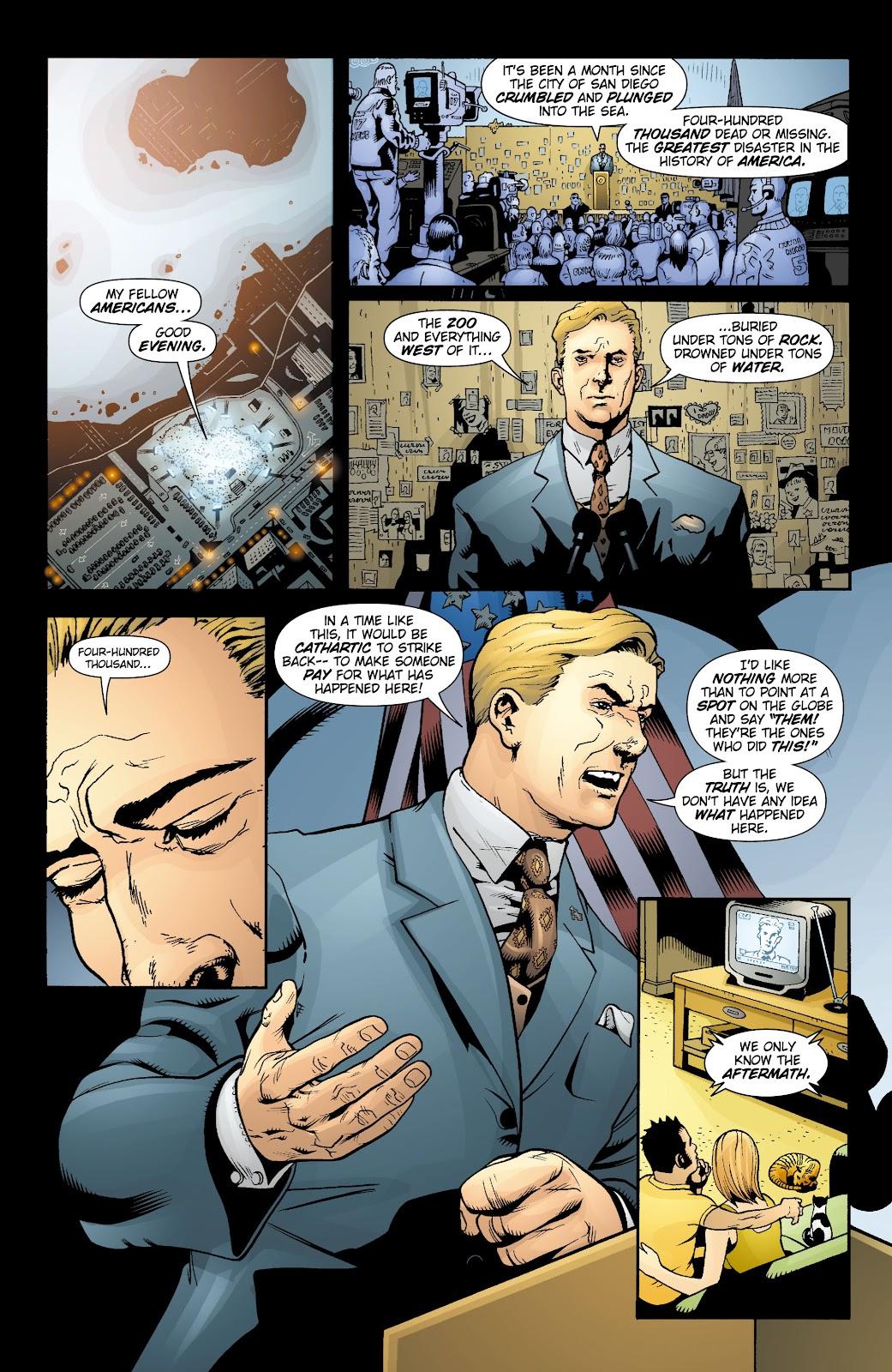 Aquaman (2003) Issue #15 #15 - English 11