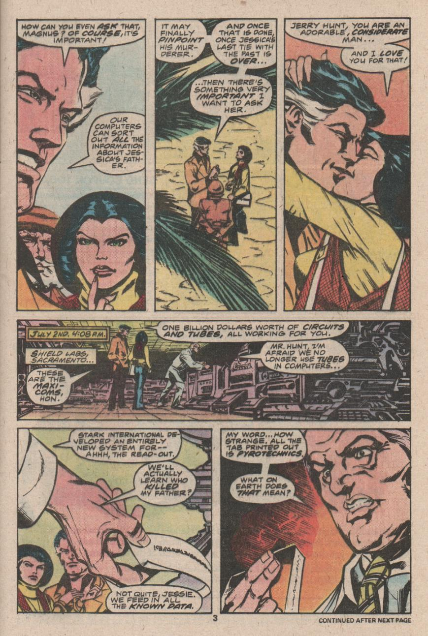 Spider-Woman (1978) Issue #7 #7 - English 4