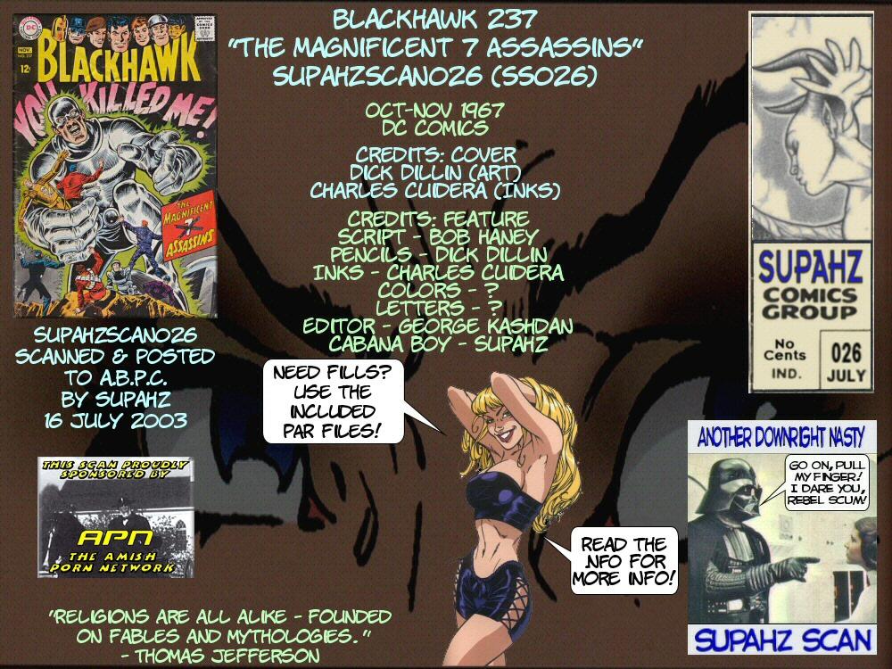 Blackhawk (1957) 237 Page 1