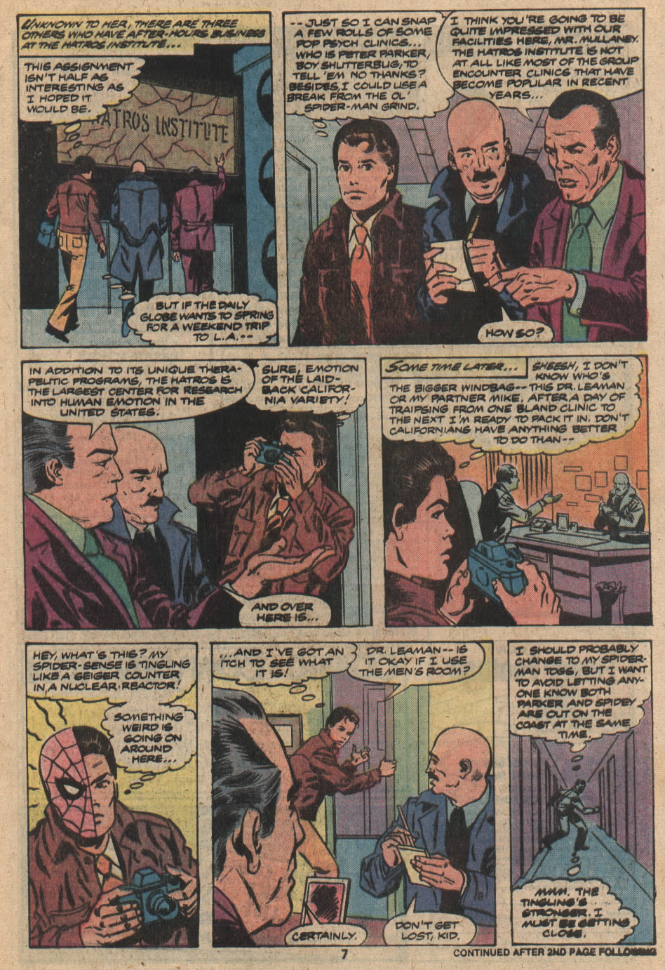 Spider-Woman (1978) Issue #20 #20 - English 6