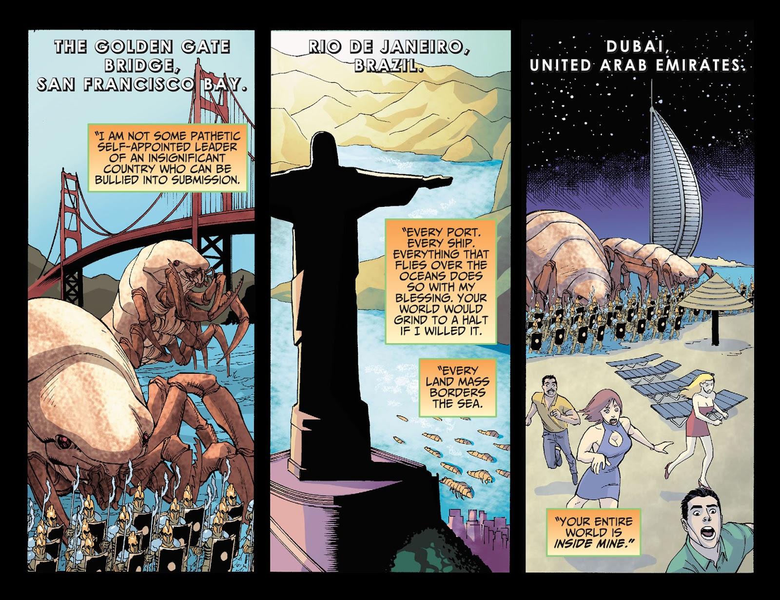 Injustice: Gods Among Us [I] Issue #12 #13 - English 10
