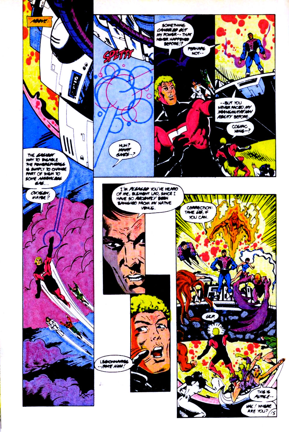 Tales of the Legion Issue #329 #16 - English 16