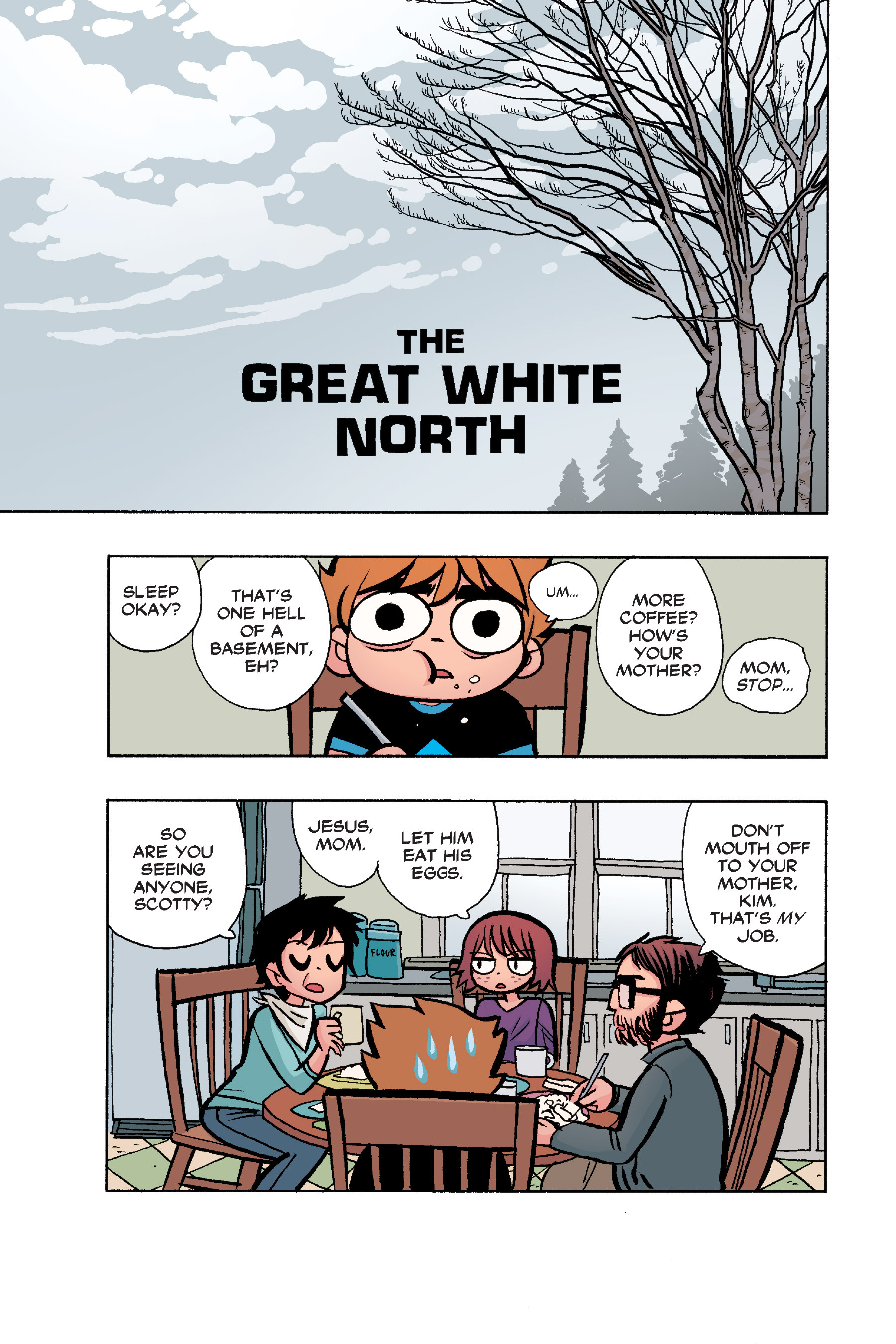 Read online Scott Pilgrim comic -  Issue #6 - 62