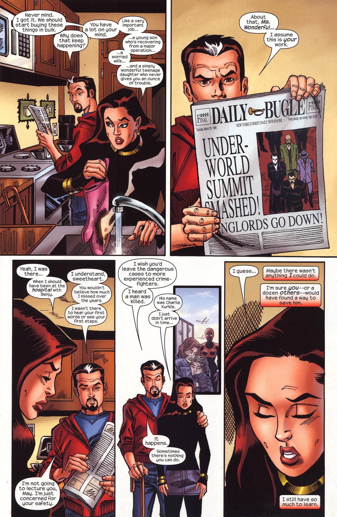 Amazing Spider-Girl #19 #12 - English 6