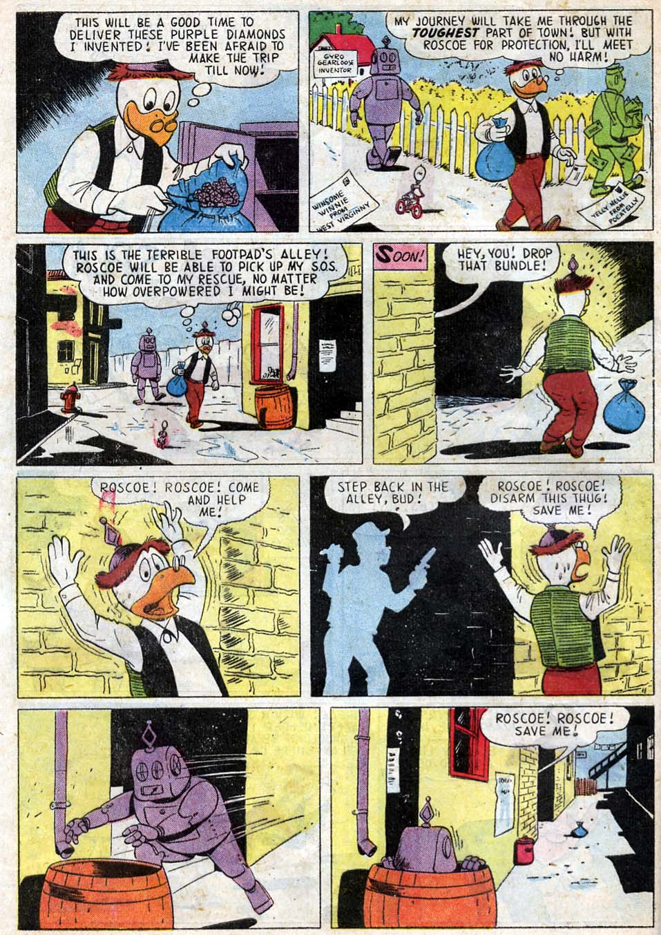 Uncle Scrooge (1953) #20 #385 - English 32