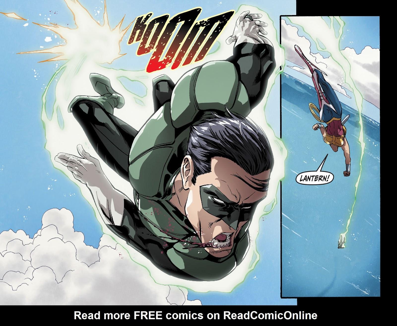 Injustice: Gods Among Us [I] Issue #29 #30 - English 15